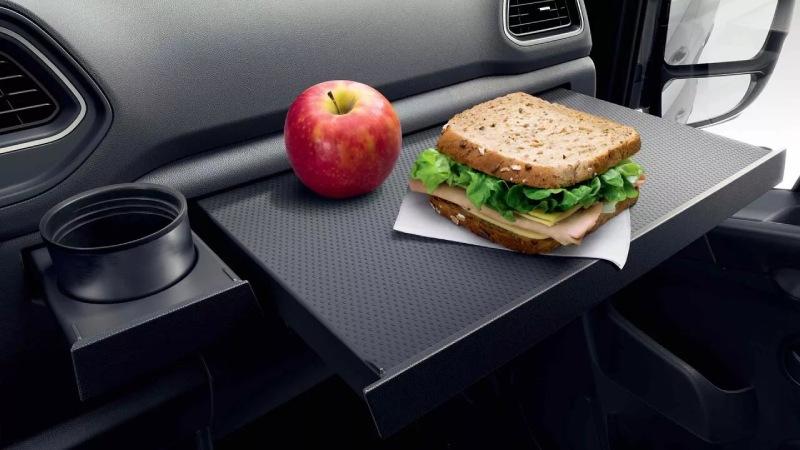 Nehmen Sie in Ihrem mobilen Büro Platz