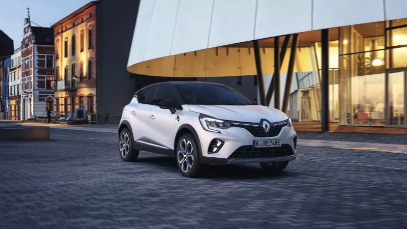 Renault CAPTUR-Plug-in Hybrid
